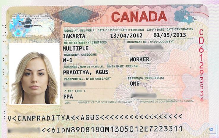 Фотографія для візи в Канаду