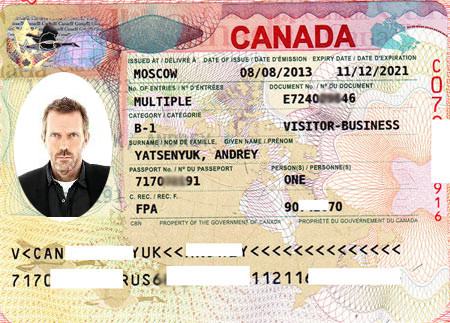 Фотографія для візи в Канаду у Дніпрі