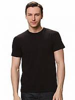 Черные мужские футболки