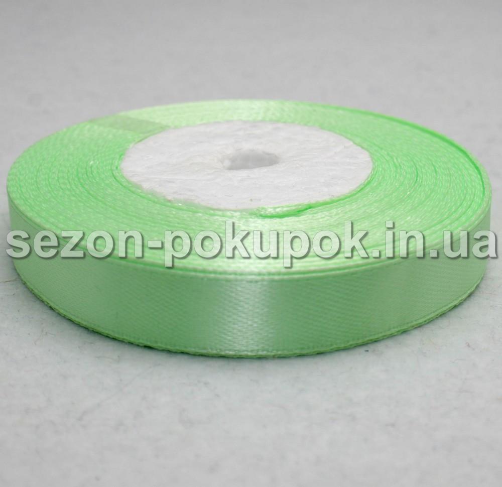 Лента атласная ширина 1,2 см (23 метра)  цвет на фото