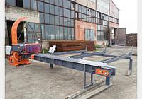 Подающий стол для рубильной машины SP 45