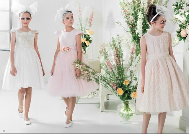 Нарядная одежда для девочек Les Gamins