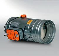 Клапан противопожарный Mandik PKTM III круглый