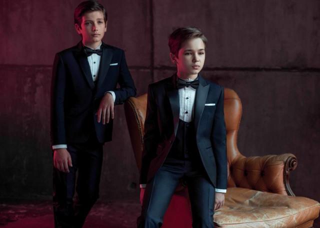 Нарядная одежда для мальчиков Les Gamins