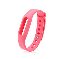 Ремешок для Xiaomi Mi band 2 Replacement Color Band Pink розовый (without chip-plate) оригинал Гарантия!