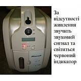 Автономний медичний кисневий концентратор «МЕДИКА» JAY-1-В (комплект для подорожі), фото 2