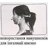 Автономний медичний кисневий концентратор «МЕДИКА» JAY-1-В (комплект для подорожі), фото 8