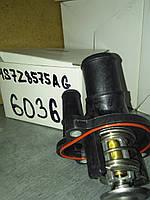 Корпус  термостата с термостатом Форд Мондео 1.8 - 2.0 2001 >DURAT LEADER 1S7Z8575AG. 6036