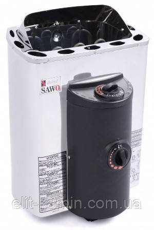 Электрокаменка Sawo Mini X MN-36NB