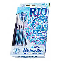 Дротики Harrows Rio Softip Darts 18 gr.