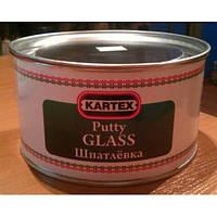 Автомобильная шпатлевка KARTEX GLASS