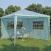 Садовый шатер «Garden star» с двумя стенками (8887)