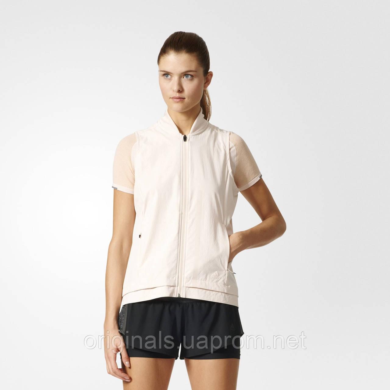 Жилет женский для бега Adidas ULTRA AZ2904 - интернет-магазин Originals - Оригинальный Адидас, Рибок в Киеве