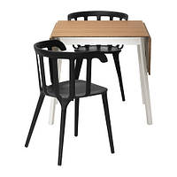 Стол IKEA PS 2012 / IKEA 2 стула