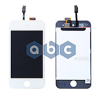 Дисплей (модуль) Apple iPod Touch 4G белый