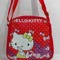"""Сумка детская """"Hello Kitty""""с ручкой через плечо"""