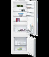 Встраиваемый холодильник с морозильником Siemens KI87VKS30
