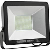 LED прожектор HOROZ ELECTRIC PUMA/S-100 100W IP65 6400K с датчиком движения
