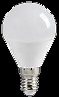 Лампа светодиодная стандартная G45 7W E14 3000K LLE-G45-7-230-40-E14