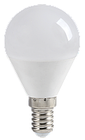 Лампа светодиодная стандартная G45 7W E14 4000K LLE-G45-7-230-40-E14