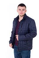 Куртка мужская деми Андре темно-синий (48-58)