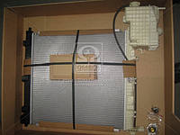 Радиатор охлаждения МЕРСЕДЕС ВИТО фургон (638) 1997-03 (пр-во Nissens)