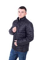 Демисезонная мужская куртка Андре черный (48-58)