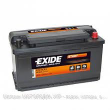 Аккумулятор EXIDE Technologies Start EN 800 (90 Ач). Стартовая батарея для запуска двигателей моторных лодок,