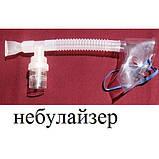 Медичний кисневий концентратор «МЕДИКА» JAY-3 з опцією небулайзера (інгалятора), фото 4