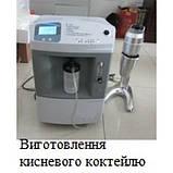 Медичний кисневий концентратор «МЕДИКА» JAY-3 з опцією небулайзера (інгалятора), фото 6