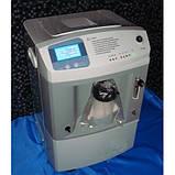 Медичний кисневий концентратор «МЕДИКА» JAY-3 з опцією небулайзера (інгалятора), фото 7