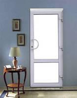 Дверь межкомнатная металлопластиковая Rehau