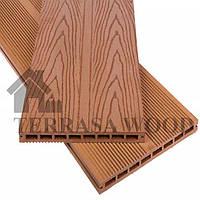 Террасная доска Polymer Wood Privat мербау 284*20*2200 мм
