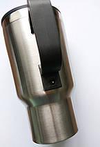 Автомобильная термокружка с подогревом от прикуривателя 12v, 140Z (2240), фото 3