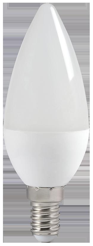 Лампа светодиодная стандартная С35 5W E14 4000K