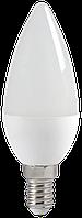 Лампа светодиодная стандартная С35 5W E14 4000K LLE-C35-5-230-40-E14