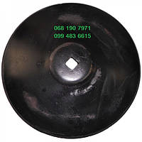 Диск ЛДГ (квадрат 29 мм ст 45, 5 мм)