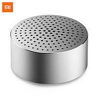 Колонка Xiaomi Portable Metal Bluetooth Speaker Silver серебро оригинал Гарантия!