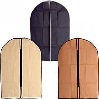 Чехол для одежды 186, размер 60х137 см