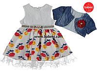 Платье для девочки 2 года