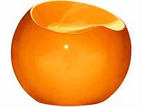 Пуф Рензі помаранчевий