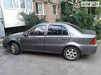 "Краска Geely 051. Автоэмаль металлик серая. ""THUNDER GREY"" Geely CK"
