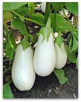 Семена баклажана Бибо F1/Seminis, 1000 семян- очень ранний с уникальной белой окраской плодов