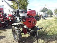 Мотоблок Булат ВТ1100Е (бензин 16 л.с.; двиг. ВТ190F; колеса 4.00-10)