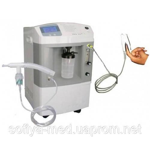 Медицинский кислородный концентратор «МЕДИКА» JAY-3W с опциями контроля концентрации кислорода, пуль