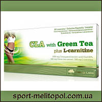 Olimp CLA with Green Tea plus L-carnitin 60 капс.