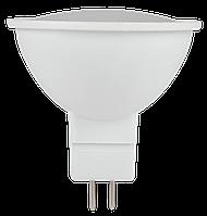 Лампа светодиодная стандартная МR16 5W GU5.3 4000K LLE-MR16-7-230-40-GU5