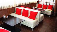 Реставрация и перетяжка мебели в офисах,ресторанах,кафе и т.д.