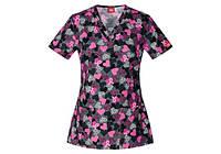 Женская медицинская футболка 84754C DTCA, ТМ Cherokee
