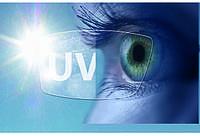 Воздействие ультрафиолетовых лучей на глаза.